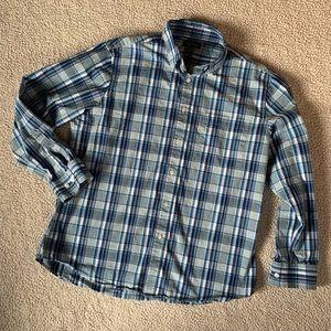 Nautica men's button down shirt XL
